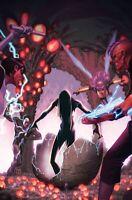 Inhumanity Awakening #2 2/2 Marvel Jean Grey Academy Taskmaster Tigra Inhumans