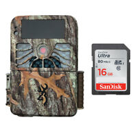 Browning RECON FORCE 4K Trail Game Camera (32MP) with 16GB Card | BTC7-4K