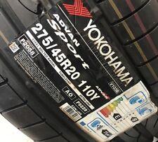 YOKOHAMA ADVAN SPORT 275/45/20 110Y -BRAND NEW-X1 TYRES