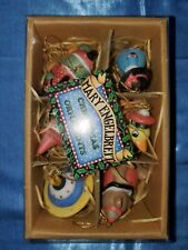 Mary Engelbreit Christmas Toy Ornaments Set of 6 New In Box