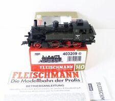 Fleischmann H0 DC 403209 K Dampflok Zahnradlok BR 97 327 DRG Zahnradbahn