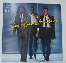 "BAD BOYS BLUE COME BACK AND STAY  12"" MAXI SINGLE (f973)"