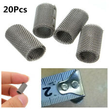 New 20Pcs Stainless Steel Glow Plug Burner Strainer Screen Suitable 252069100102