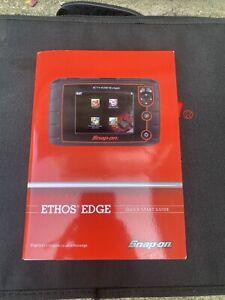SNAP ON ETHOS EDGE DIAGNOSTIC SCANNER 20.2 Software 2020 Vehicles
