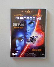 Supernova DVD Uncut Version not seen in Cinemas James Spader Bassett Sci Fi