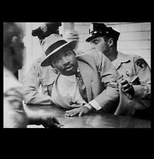 Martin Luther King Jr Montgomery Arrest PHOTO Segregation Black Civil Rights MLK