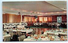 Dining Room Doolan's Village Barn Spring Lake Heights NJ New Jersey Postcard B26
