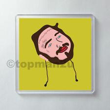 New, Quality Acrylic Drinks Coaster - Post Malone - Vector Art - Free UK P&P