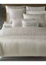 New!Hotel Collection Crystalle Champagne Queen Duvet Cover. Retail $385