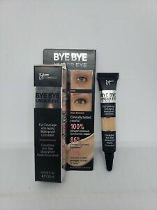 IT Cosmetics Bye Bye Under Eye Concealer (Medium 20.0) (.11 fl oz mini) *read
