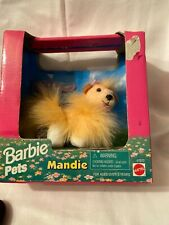 Vintage Barbie Pets Mandie 1996