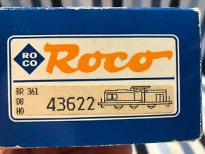 HO ROCO BR361 #43622  DB