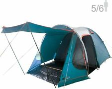 NTK Indy GT XL Sleeps up to 6 Person 14.2 by 8.0 FT Outdoor Dome Family Camping