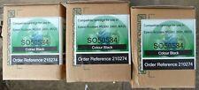EPSON S050584 x 3 off - Hi Cap 8k each TONERS MOT M2300 M2400 MX20 COMPATIBLES