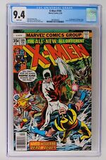 X-Men #109 - Marvel 1978 CGC 9.4 1st Appearance of Weapon Alpha!