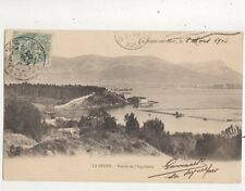 La Seyne Pointe de l'Aiguillette France 1903 Postcard 635b