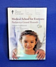 Medical School for Everyone: Pediatrics Grand Rounds ~ The Great Courses DVDs