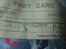 New TOHATSU NISSAN Cylinder & Crank Case 309-01100-0  C18