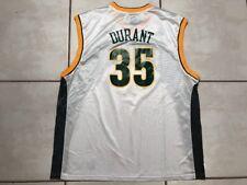 Rare Vintage ADIDAS Seattle SuperSonics Kevin Durant NBA Jersey Men s 2XL 0b8af8ca3