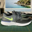 Nike Odyssey React 2 FlyKnit Running Sneakers Armory Blue AH1015-401 Size 12