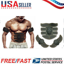 Ems Ab Arms Muscle Simulator Abs Training Home Abdominal Belly Shaper Trainer