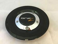 RARE DRIFZ 388K154 A0132 RM ENGLAND LC63A DRIFZ BLACK WHEEL RIM CENTER CAP