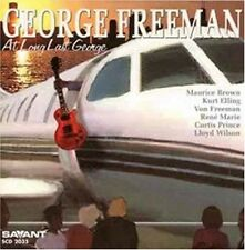 At Long Last George - George Freeman (2001, CD NIEUW)
