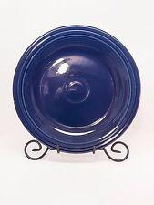 Fiestaware Cobalt Dinner Plate Fiesta Navy Blue 10.5 inch plate