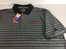 NEW Jacksonville State Gamecocks JSU Men 3XL Adidas Golf NCAA Coaches Polo Shirt