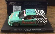 slot fly 88112 Alfa Romeo 147 GTA Cup Zentweldt Challenge 2003
