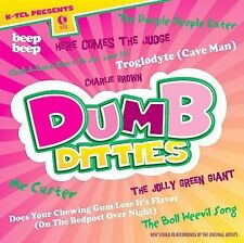 Various Artists K-Tel Presents: Dumb Ditties CD