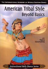 Tribal Style Belly Dance DVD - Beyond Basics
