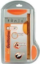 "6"" Mini Guillotine Paper Trimmer Tonic Studios"