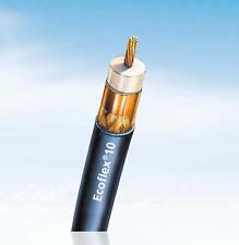 25 m Ecoflex 10 Koaxialkabel bis 6 GHz / 50 Ohm (M3579)