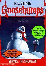 Beware, the Snowman (Goosebumps)