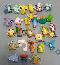 24 peices Pokemon Go random Pokemon Figures 2-3cm Toy Cake Topper Ash Ketchum