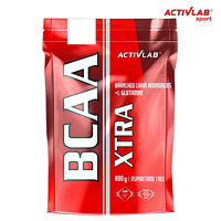 BCAA XTRA 800g Branched Chain Amino Acids Muscle Growth Anabolic - 80 SERVINGS!