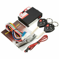 Car  Keyless Entry Remote Control Central Door Lock Alarm System Kit For Toyota