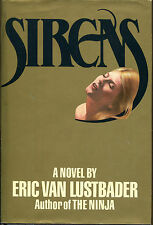 Sirens by Eric Van Lustbader-First Edition/DJ-1981