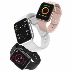 HryFine X8 Bluetooth Smart Watch Waterproof Heart Rate Monitor Fitness Tracker