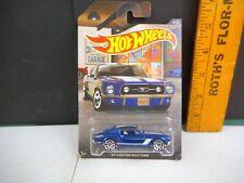 2016 Hot Wheels Garage '67 Ford Mustang   -1/64