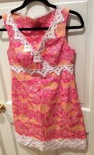 Lilly Pulitzer Jubilee Catherine Bell Design Dress, Size 2. Pretty!
