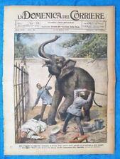 La Domenica del Corriere 9 ottobre 1921 Toto,Roma-Oppau,Germania-Dante Alighieri