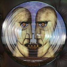 PINK FLOYD, THE DIVISION BELL, PICTURE DISC VINYL LP, NEW