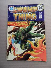 Swamp Thing 14 . N . Redondo -  DC 1975 - VG +