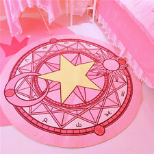 Cardcaptor Sakura Anime Rug Decoration Bedroom Floor Mats Bath Rugs Doormat
