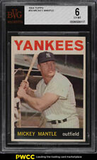 1964 Topps Mickey Mantle #50 BVG 6 EXMT (PWCC)