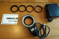 Vintage DOI Circle Ring Flash