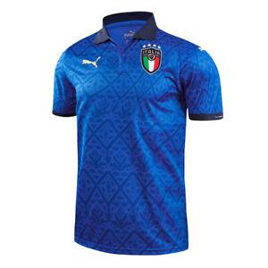 2021 nuova polo italiana manica corta Tshirt Italia Scudetto Tricolore Bandiera