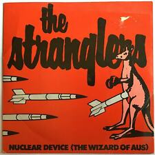 """THE STRANGLERS Nuclear Device United Artists UK 1979 Ex+  Punk P/S 7"""""""